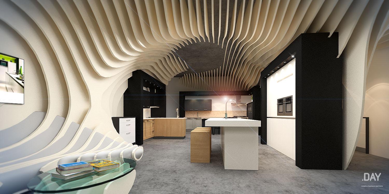 D&Z Consultancy portfolio: Skyne Keller Kitchen Dubai