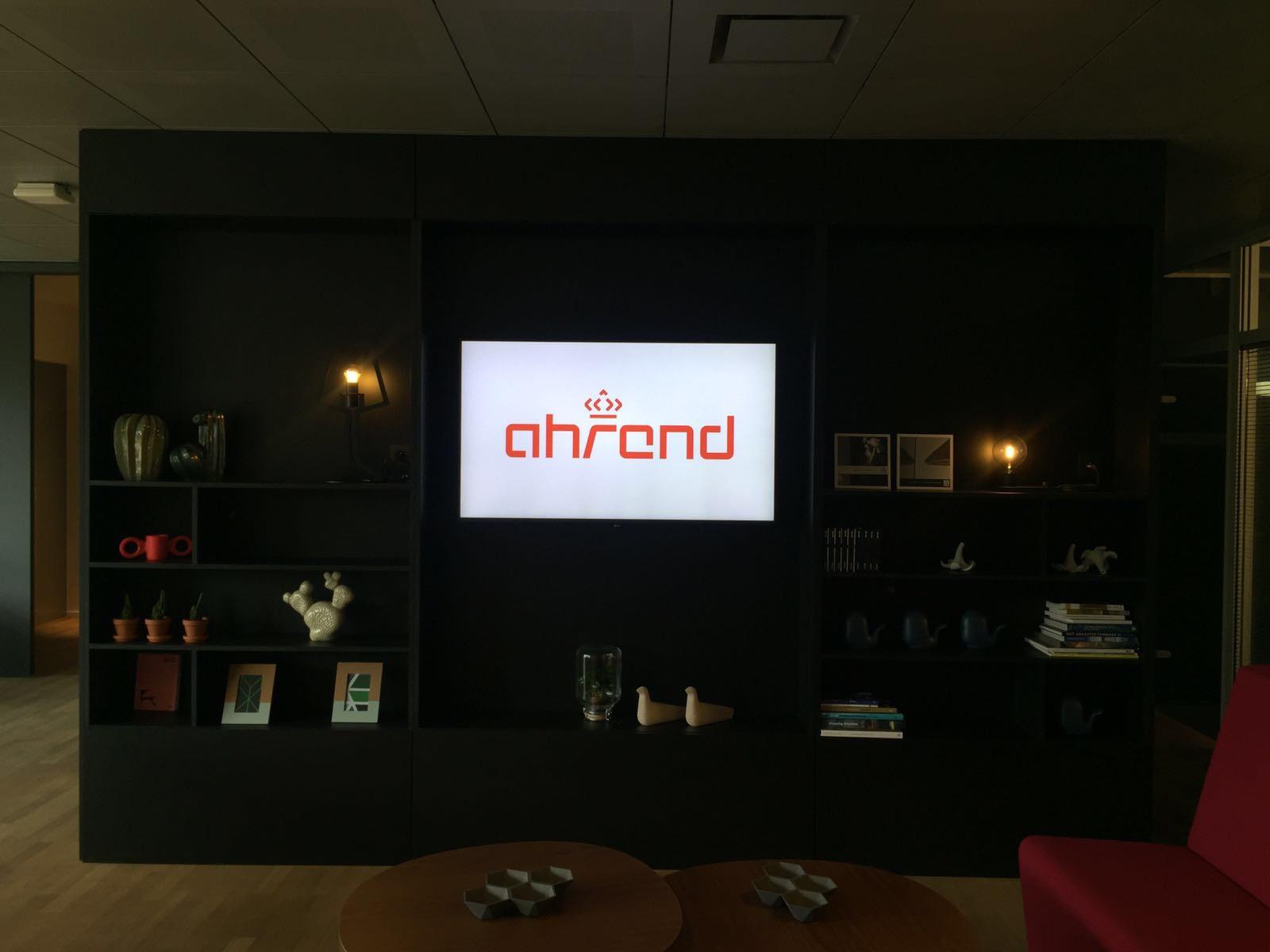 D&Z Consultancy portfolio: Ahrend